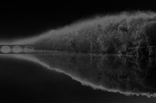 Brume sur la Dordogne 3 solarisé